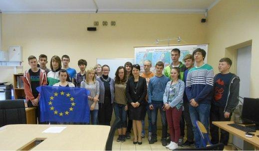 Z Panią Europoseł debatowaliśmy o Unii